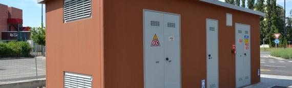 Cabina elettrica a 3 locali – Bologna